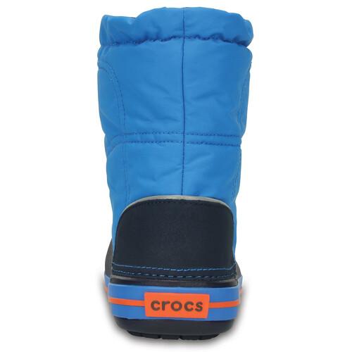 Crocs Crocband LodgePoint - Bottes Enfant - bleu sur campz.fr ! Pas Cher Vraiment Pas Cher VQBmOj2g